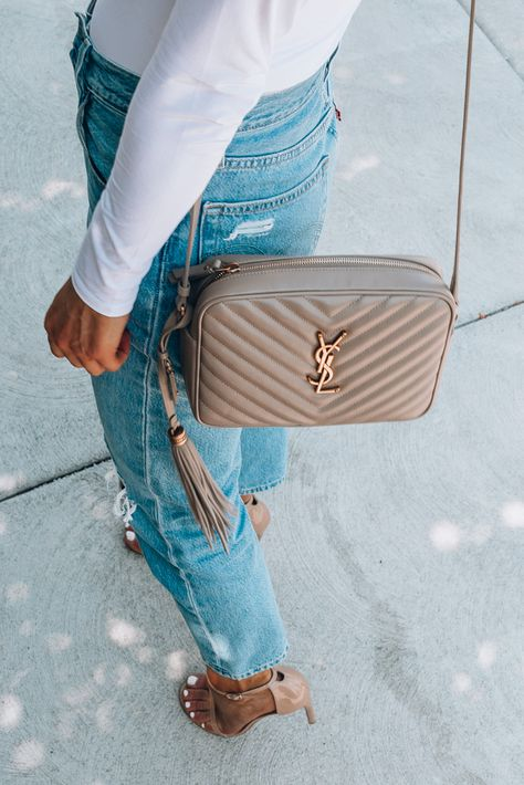 Where I Shop for Designer Bags the One You Need this Fall Cella Jane Luxury Bags, Luxury Handbags, Purses And Handbags, Ysl Handbags, Designer Handbags, Designer Crossbody Bags, Designer Purses, Sac Yves Saint Laurent, Bag Prada