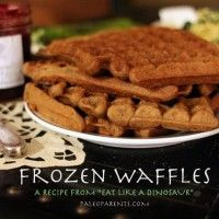 ELaD's Frozen Waffles and other Naturally Green St. Patrick's Day Recipes