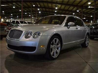Ebay Advertisement 2006 Bentley Continental Flying Spur 2006 Continental Flying Spur With 41000 Miles Standard Paint In 2020 Bentley Continental Flying Spur Bentley