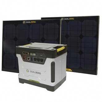Yeti 1250 Solar Generator Kit Solarpanels Solarenergy Solarpower Solargenerator Solarpanelkits Solarwaterheater Solar Generator Solar Energy Best Solar Panels