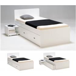Reduzierte Betten Mit Bettkasten In 2020 Bett Mit Bettkasten Bettkasten Und Bett Modern