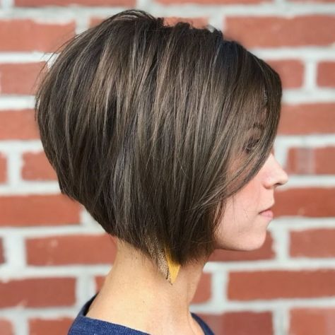 60 Best Short Bob Haircuts And Hairstyles For Women Thick Hair Styles Short Hairstyles For Thick Hair Bob Hairstyles For Thick