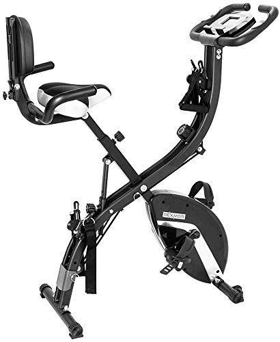 Best Seller Pexmor Foldable Exercise Bike 3 1 Magnetic Resistance