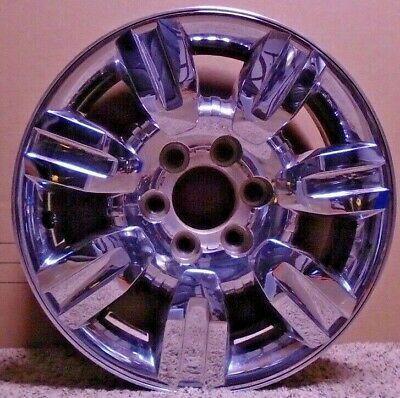 2009 2013 Ford F150 18 Oem Chrome Clad Wheel Rim P N Wheel Rims Wheel Rim
