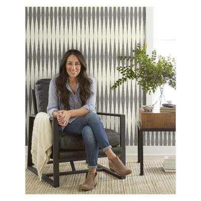 Handloom Premium Peel And Stick Wallpaper Magnolia Homes Peel And Stick Wallpaper Wall Coverings