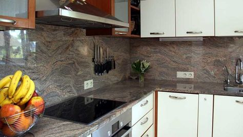 313 best Granit Arbeitsplatten images on Pinterest Granite - granit k chenarbeitsplatten preise