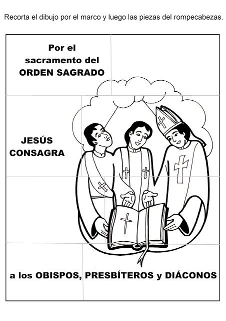 Pin En Catequesis