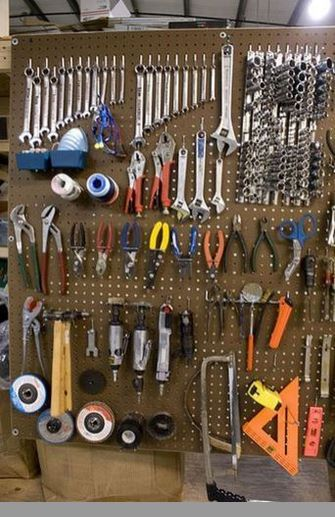 Overhead garage storage systems menards and garage workbench