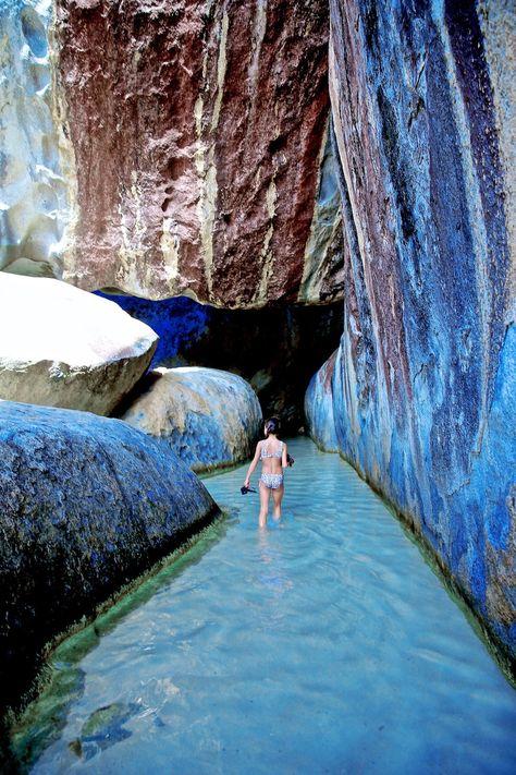 Baths Virgin Gorda