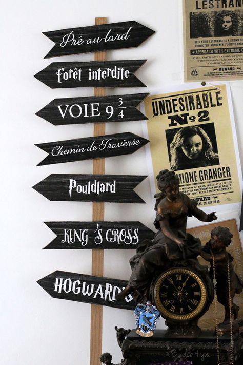 Comment organiser une fête d'anniversaire Harry Potter