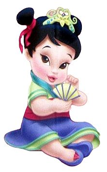 Princesas Disney Baby Personagens Da Disney Bebes Desenho
