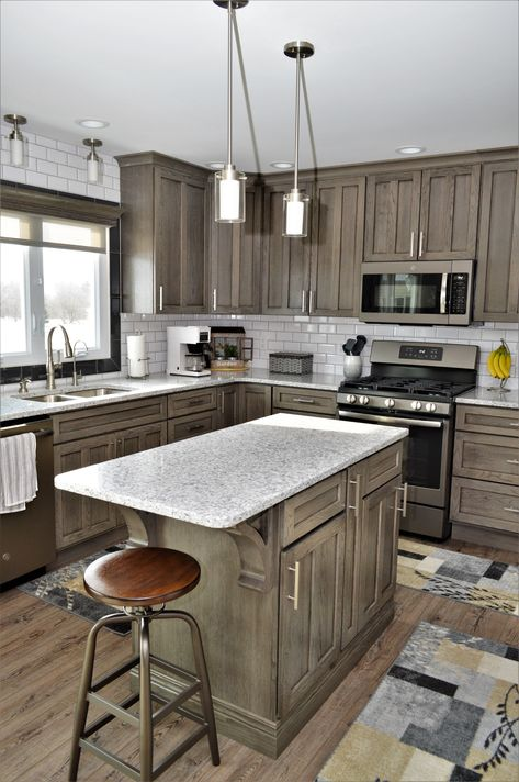 Driftwood Color Kitchen Cabinets 2020 Kitchen Cabinet Colors Driftwood Kitchen Kitchen Colors