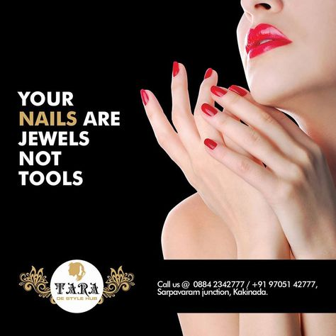 sparkle Your #NAILS are jewels not...
