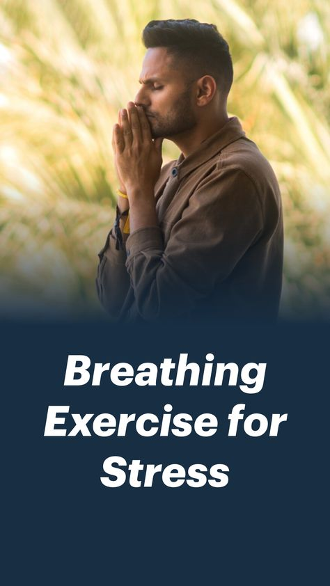 Breathing Exercise for Stress