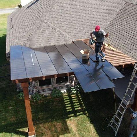 Polygal Roof Panels for Pergolas - Clear Plastic Patio Covers   Regal Plastics