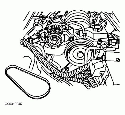 2006 Honda Accord Belt Diagram