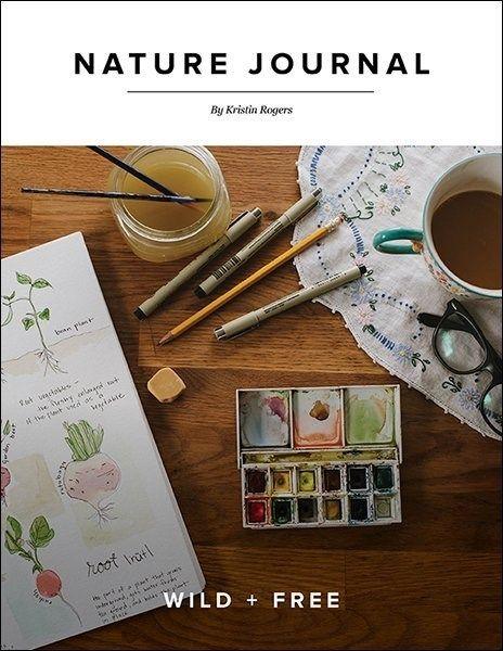 Nature Journal - Wild + Free | Wish Lists | Nature journal, Book