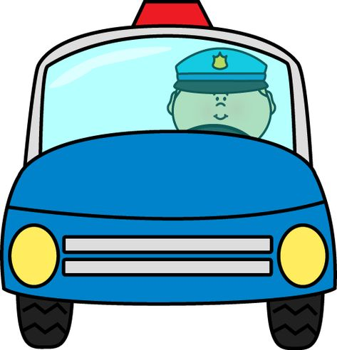 Free Police Clip Art From Mycutegraphics Com Police Cars Police Car