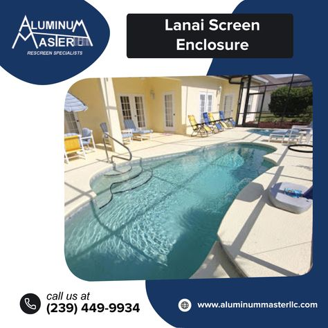 5 Benefits Of A Screened In Lanai You Might Need Today 1 Privacy Purposes 2 Protection From The Harmful Uv Rays 3 Cle Lanai Screened Lanai Screen Enclosures