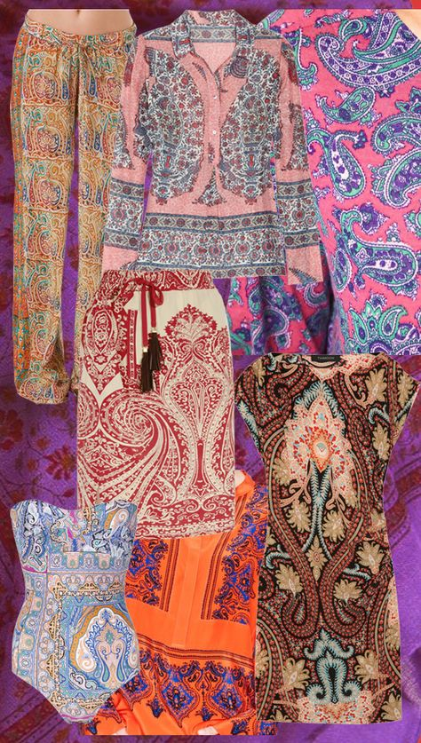 Pattern Report | Paisley Punch Tolani | Paul & Joe | ASOS | Etro -skirt | Thakoon | Etro- swimsuit | Jcrew