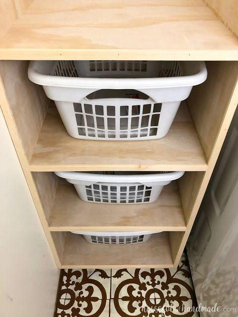 Stackable Laundry Basket Storage Laundry Basket Storage Laundry