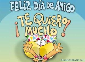 Dia Del Amigo 034 Dia Del Amigo Buen Dia Amigo Frases Día Del Amigo