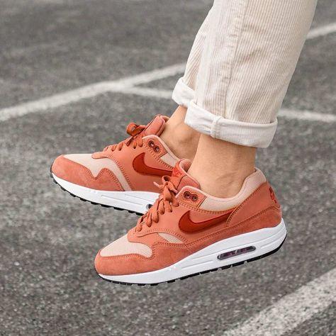 new style 8bddd 1e090 Nike Air Max 1 Terra Blush   Dune Red
