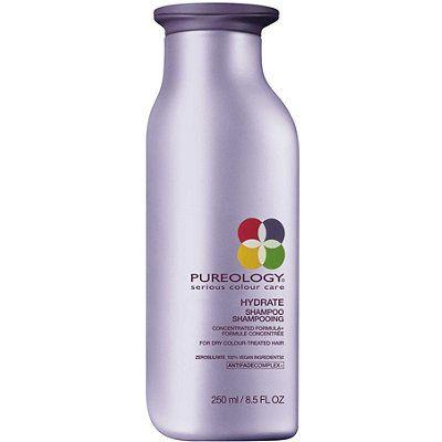 Pureology Hydrate Shampoo Best Shampoos Shampoo Pureology