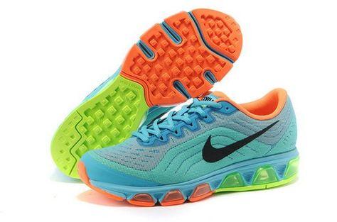 new product 196f5 922c0 Mens Nike Air Max Tailwind 6 Blue Black Orange Low Cost