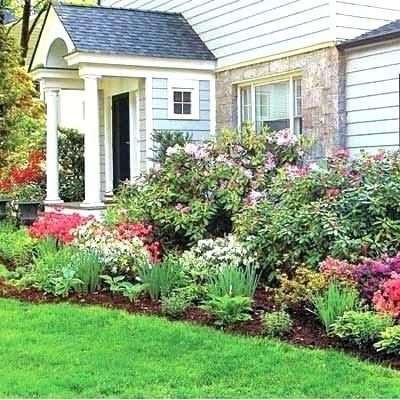 Small Bushes For Front Of House Best Small Shrubs To Plant In Front Of House Stunning Best Plants F Azaleas Landscaping Front Yard Landscaping Yard Landscaping
