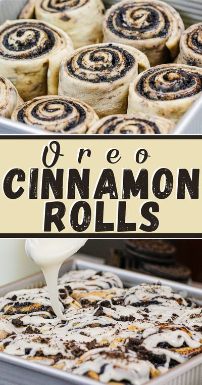 Delicious Desserts, Yummy Food, Tasty, Baking Recipes, Dessert Recipes, Dessert Food, Oreo Filling, Chocolate Filling, Filling Snacks