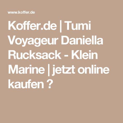 c88c6d04cd27e Daniella Rucksack - Klein