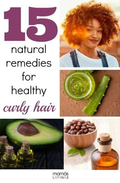 30 Natural Remedies For Curly Hair That Will Keep It Healthy