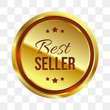 Golden Gradient Best Seller Badge With S Ornament And Red Line Gold Banner Sale Png And Vector With Transparent Background For Free Download Geometric Background Prints For Sale Badge Design