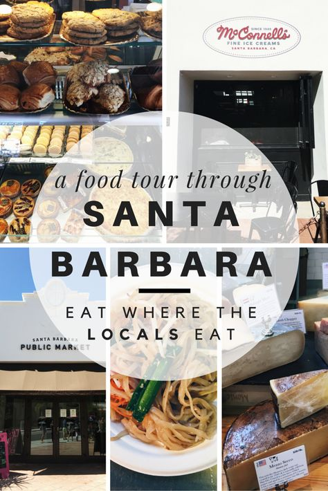 When traveling, eating the local food is the best way to immerse yourself in the culture. Experience the Santa Barbara culture by eating your way around it with Taste Santa Barbara Food Tours!