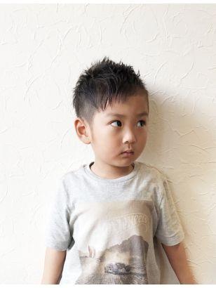 2019年春 メンズ キッズの髪型 ヘアアレンジ 人気順 ホットペッパービューティー ヘアスタイル ヘアカタログ ツーブロック キッズ 髪型 男の子 子供 髪型 男の子