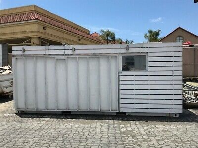 Sponsored Ebay Shipping Container Office Custom Office Pop Up Store Shipping Container Office Container Office Container Homes For Sale