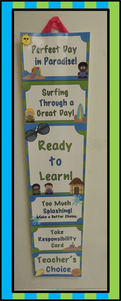 Blog post from #primaryparadise with a classroom sneak peek! #classroomdecor #backtoschool #tropical #clipchart
