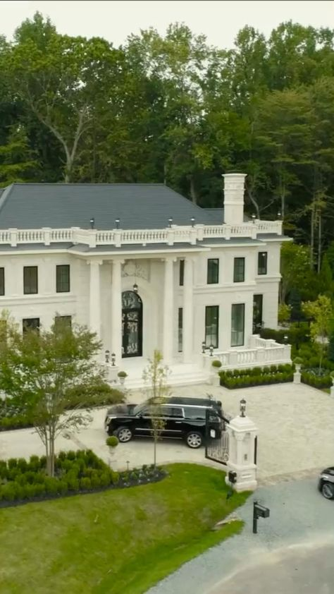 DC Mansion! Who wouldn't want to live here!
