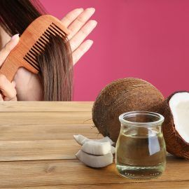 Cómo Usar El Aceite De Coco En El Pelo Aceite De Coco Para El Pelo Aceite De Coco Como Hacer Aceite De Coco