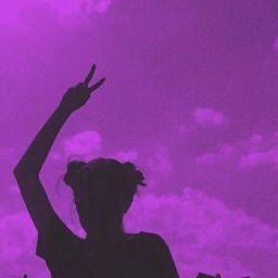Mxnyxxngi Joericksonmispadres Purple Aesthetic Dark Purple Aesthetic Purple Wall Art