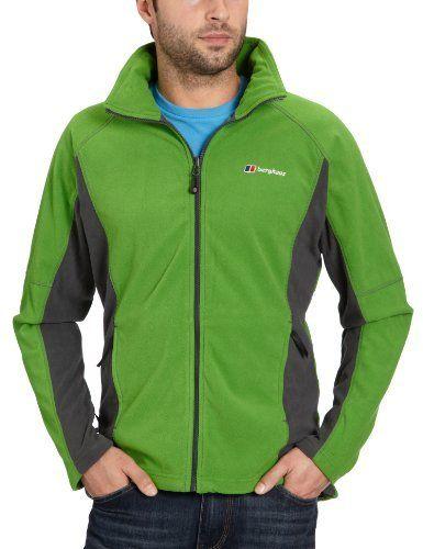 Berghaus Mens Spectrum Micro Interactive Fleece Jacket