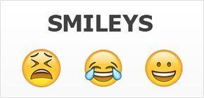 Sie smileys bedeuten was und ᐅ Emoji