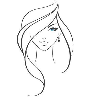 Women vector 238447 - by BerSonnE on VectorStock®