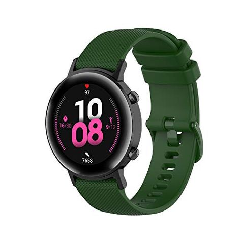 PINHEN Quick Release Watch Strap,18mm 20mm 22mm Silicone Watch Band Replacement for Women and Men | Jodyshop