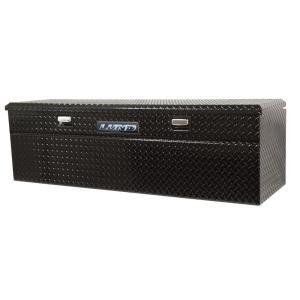 Lund 60 5 In Gloss Black Aluminum Full Size Chest Truck Tool Box