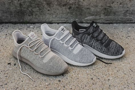 adidas Originals Drops Three Tubular Shadow Knit Colorways