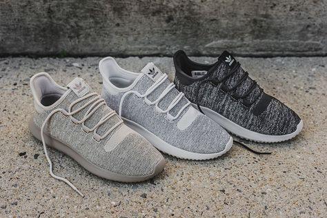 adidas Originals Drops Three Tubular Shadow Knit Colorways