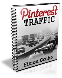 Some screenshots and basic info...It's not a book...here is a link to his Pinterest Profile so you can check out what he's doing: http://pinterest.com/simoncrabb/