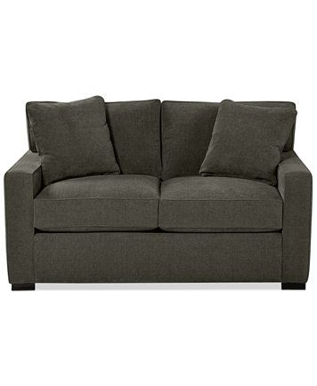 Radley 62 Fabric Loveseat Created For Macy S Furniture Loveseat